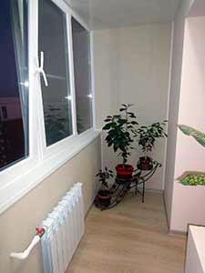 Балконы и лоджии под ключ в туле. цены и фото. акции. остекл.