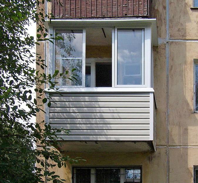 Остекление балконов и лоджии под ключ в туле. фото, низкие ц.